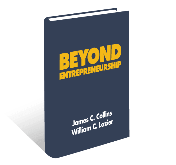 Jim collins books beyond entrepreneurship fandeluxe Images